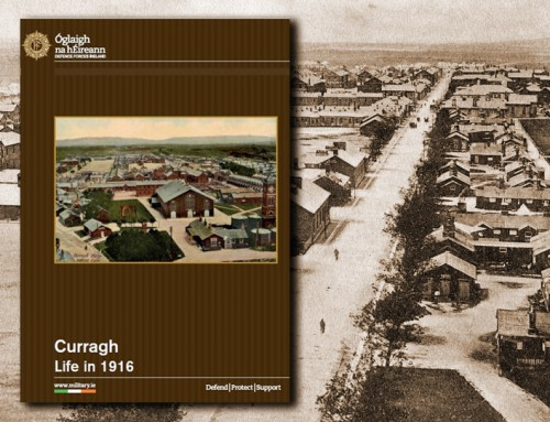 Curragh Life in 1916 Book Launch