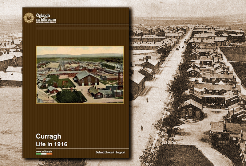 Curragh Camp and 1916 - Book Launch