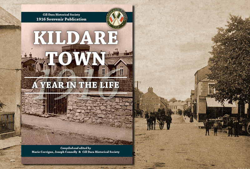 A Year in the Life: Kildare Town 1916 Book Launch