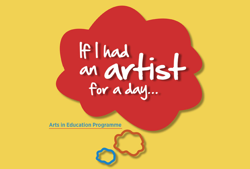 Artist for a day programme