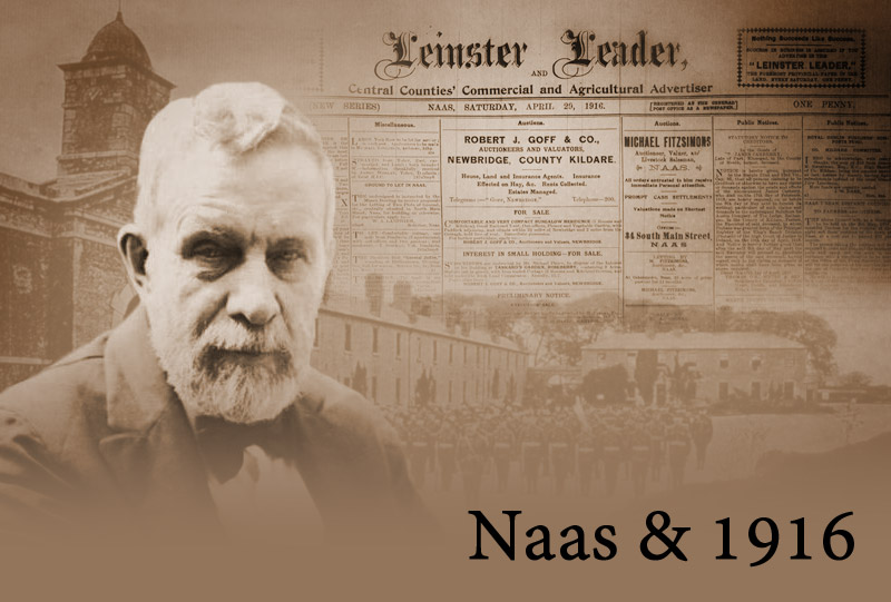 1916 Naas Connections