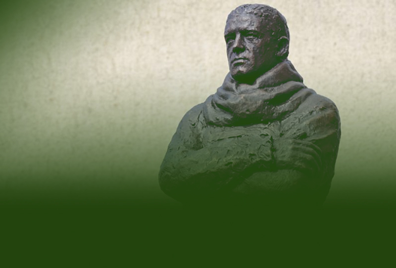 Shackleton Statue Unveiling