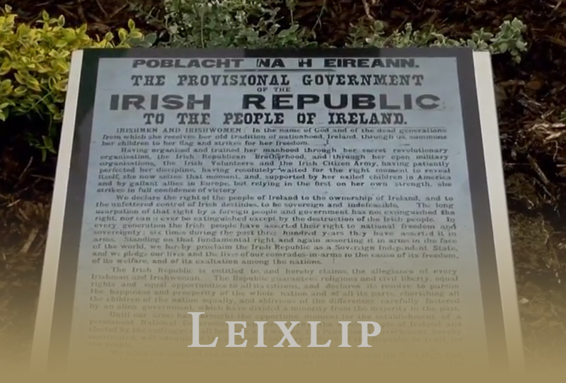 Leixlip Garden of Remembrance