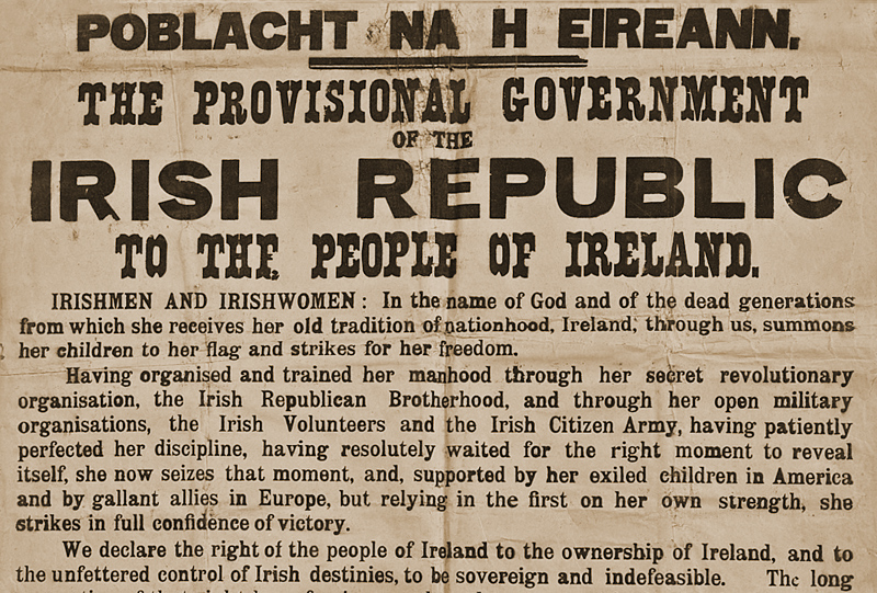 A Salute to 1916 - One day exhibition