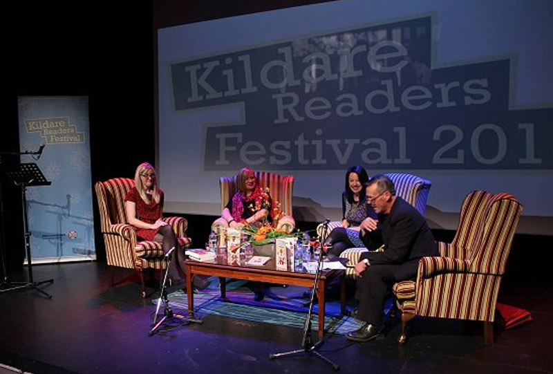 Kildare Readers' Festival 2015